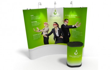 Tradeshow display