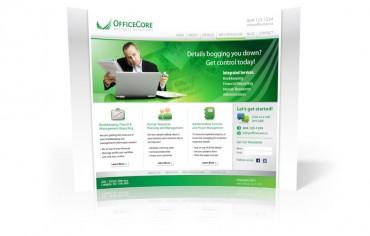 Office Core website