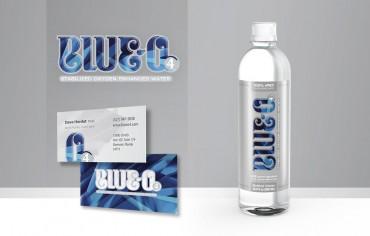 Blue O4 beverage