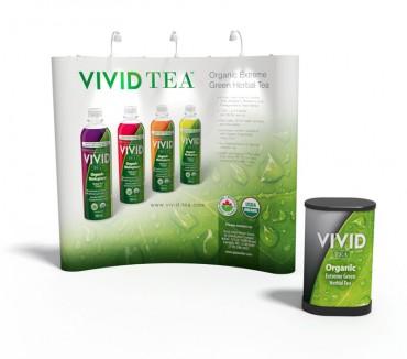 Vivid Tea tradeshow